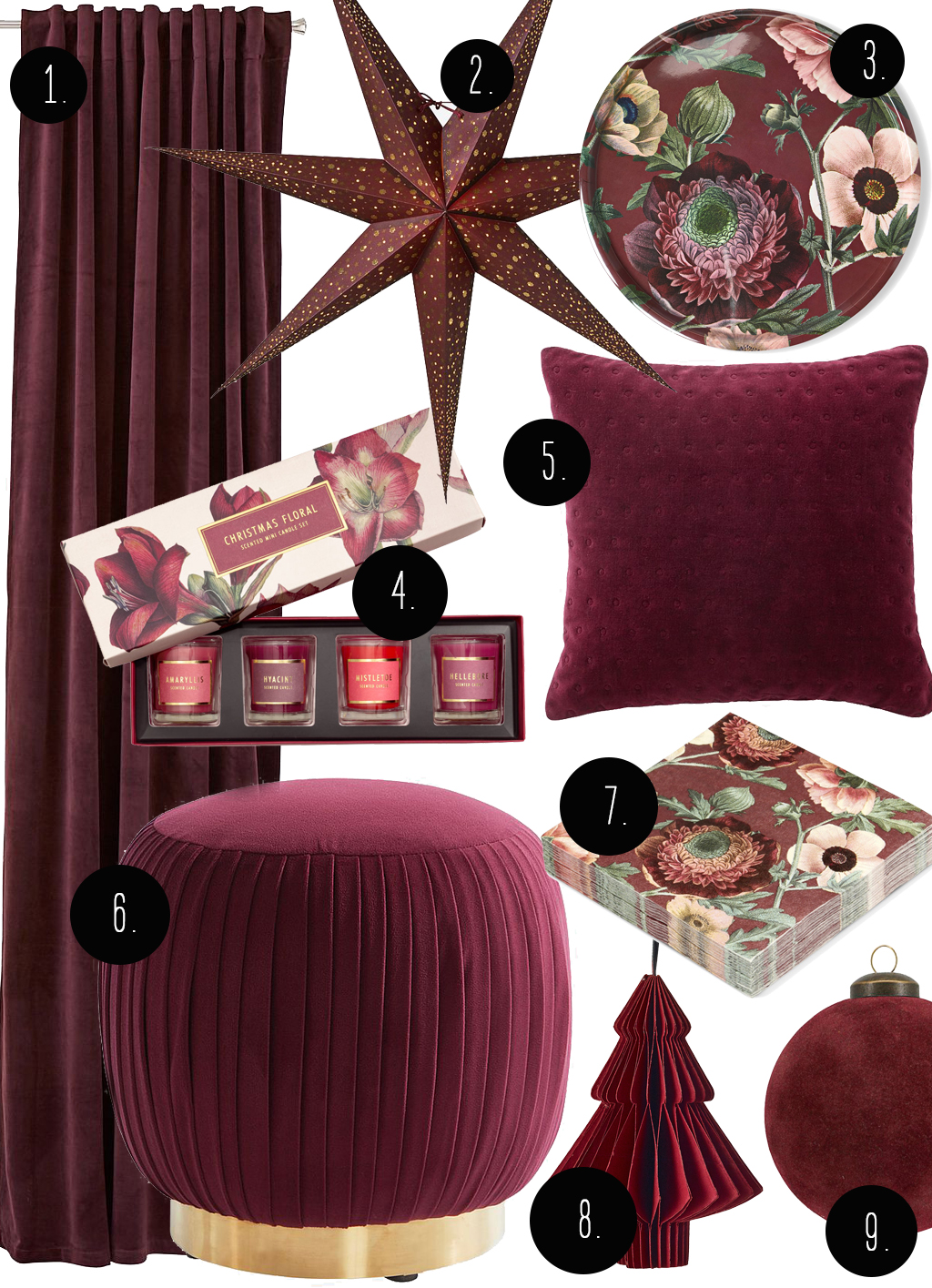 winered christmas